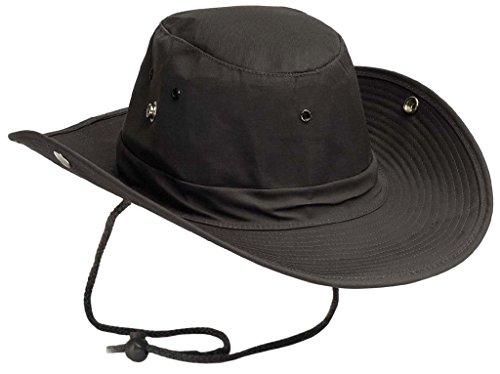 Ranger Bush molti a taglie colori pressione Cappello Us e a coste con pulsanti ZfRCnqxS1w