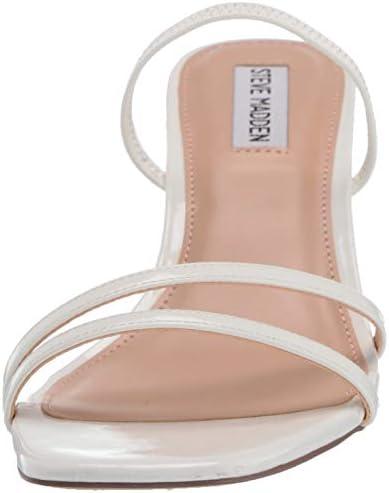 Steve madden SMSLOFT-WHTP High heeled sandals Women White 36½