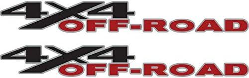 OFF ROAD Door Handle DECALS stickers Chevrolet Ford Dodge Ram 4x4 GMC Chevy