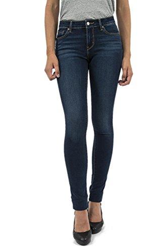 31/34 Jeans Levis 711 Skinny Bleu