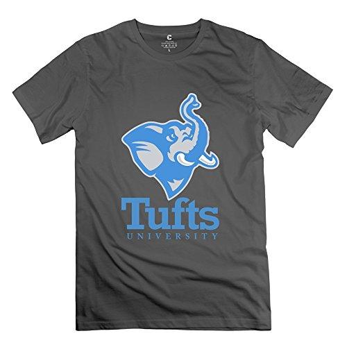 Seico Mens Tufts University Logo Tees DeepHeather Size - Online Prada Men