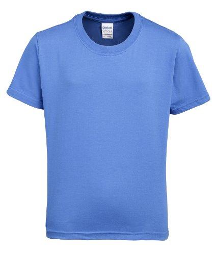 Gildan Softstyle ™ Youth Ringspun T-Shirt Königliche XS
