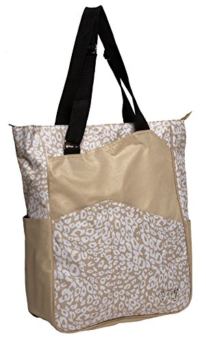 Glove It Women's Uptown Cheetah Tennis Tote TT229