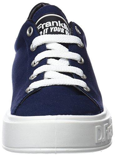 Gumme Femme Basses marino Sneakers Bleu D Franklin Tone 5Xn8q