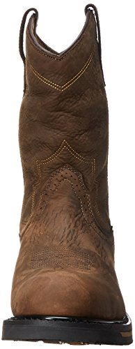 Lacrosse Mens Tallgrass Western Toe11 Inch Nmt Work Boot Brown