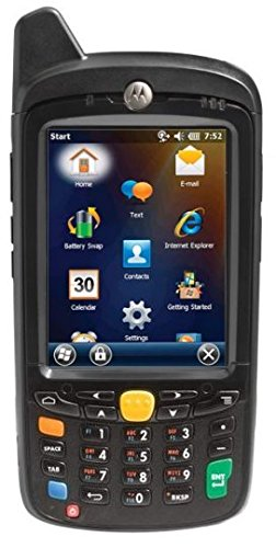 Motorola Mc67 Dsd Route Rugged Mobile Computer Barcode