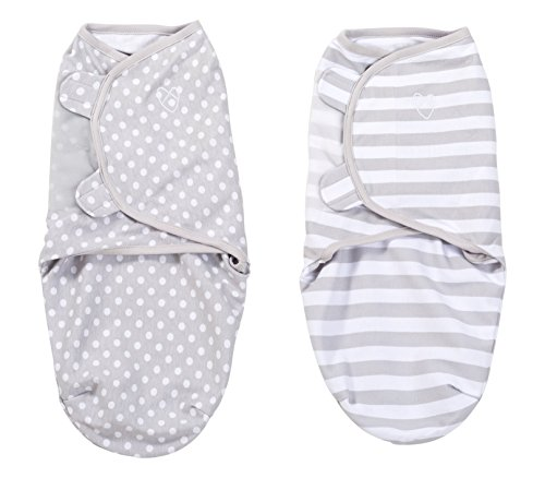 SwaddleMe Original Swaddle 2 PK Stripe product image