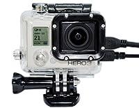 SLFC Skeleton Housing compatible with Gopro Hero4 Hero3 Hero3+ cameras