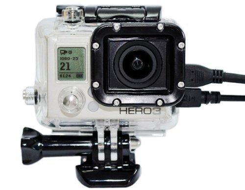 SLFC Skeleton Housing compatible cameras