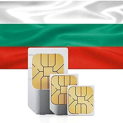 Carte Sim Croatie.Carte Sim Mobile Haute Vitesse 1 Go Pour 30 Jours Bulgarie