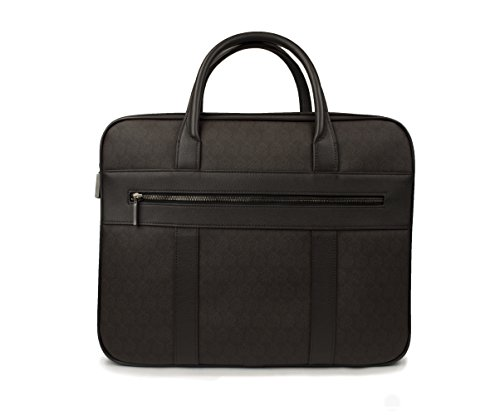 Dunhill Double Doc Case, Brown