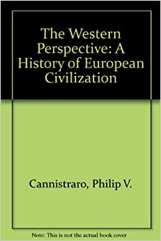 Book The Western Perspective: A History of European Civilization
