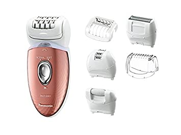 Panasonic ES-ED93 Wet and Dry Cordless Epilator with Six Extra Attachments  Including Foot Care eb462b1269