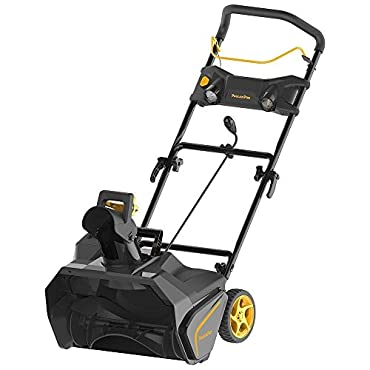 Poulan Pro PPB40SB 40V Single Stage 20 Brushless Snow Blower (967044501)