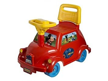 Disney - porteur voiture mickey bébé dès