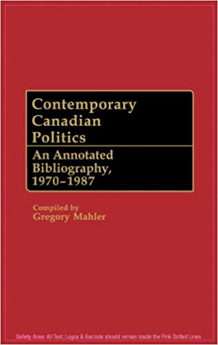 political science annotated bibliography
