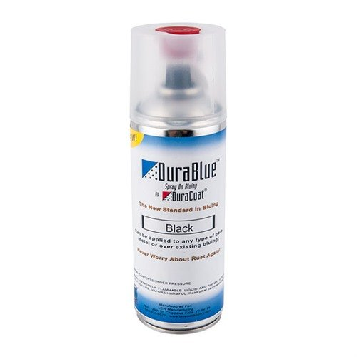 Duracoat DuraBlue Spray On Bluing, Black