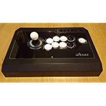 Qanba Q4 Q4RAF Black PS3 & Xbox 360 & PC Joystick (Fightstick)