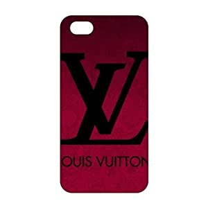 Real-Fashion LV famous logo (3D)Phone Case for iPhone 4/4s