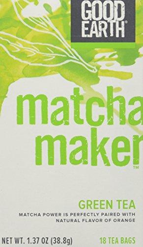Good Earth Super Green Matcha