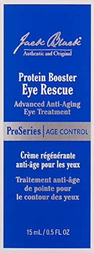 Jack Black Protein Booster Eye Rescue, 0.5 Fl Oz