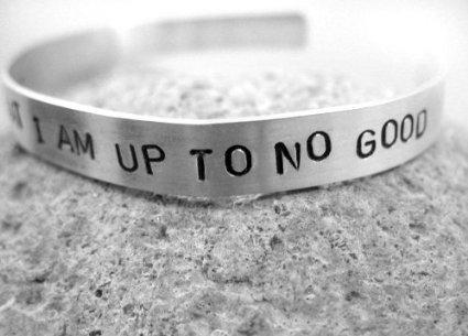 Harry Potter – I Solemnly Swear That I Am Up To No Good Bracelet