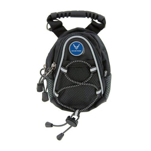 CMC Golf U.S. Air Force Mini Day Pack, Black