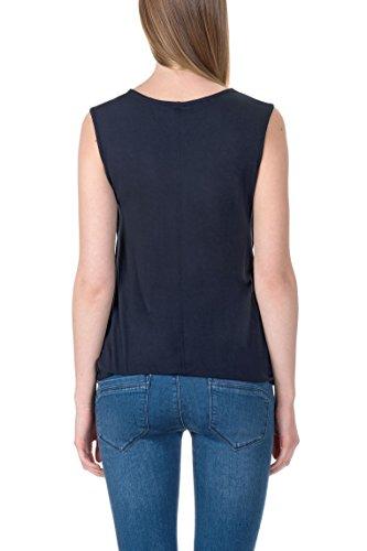Bellybutton Stillshirt O Arm, Camisetas Premamá para Mujer Blau (istanbul 3404)