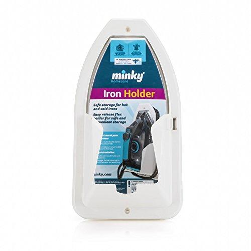 Minky Iron Holder