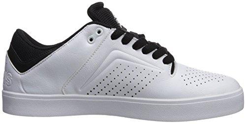 Men's Osiris Skate White Black Shoe VLC Techniq FAdxRqAg4w