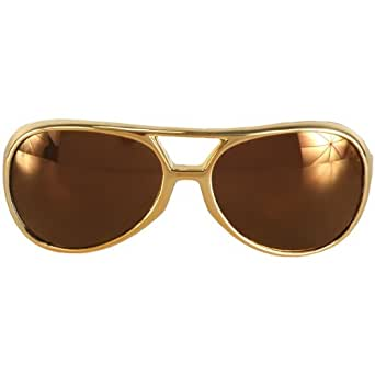 GLASSES ROCK&ROLLER GOLD GOLD