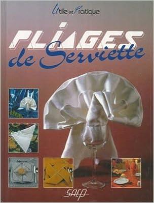 Livre Pliages de serviette. pdf