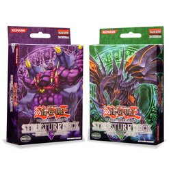 (Yu-Gi-Oh! Dragon's Roar and Zombie Madness Structure Deck)