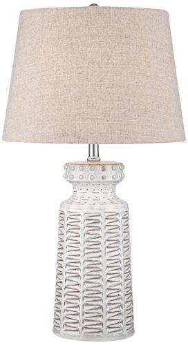 Helene White Ceramic Table Lamp White Ceramic Lamps