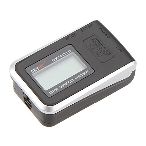 Original SkyRC SK-500002 High Precision GPS Speed Meter for RC FPV Multirotor Quadcopter Airplane Helicopter