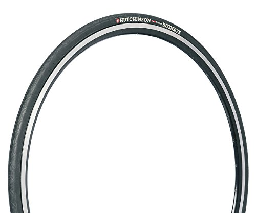 Hutchinson Intensive 2 700x28 Tubeless Ready Black Bike Tires, 700cm x 28/30 ()