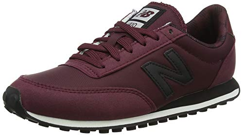 Salt Wl410 sea Burgundy Rouge Femme nb Baskets Bbw Balance New BqwgPP