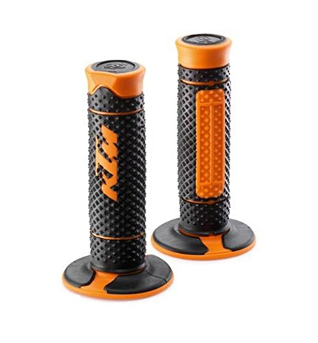 - KTM CLOSED END COMPOUND HAND GRIPS 1999-2013 300 350 450 XC XCW EXC 78102021000