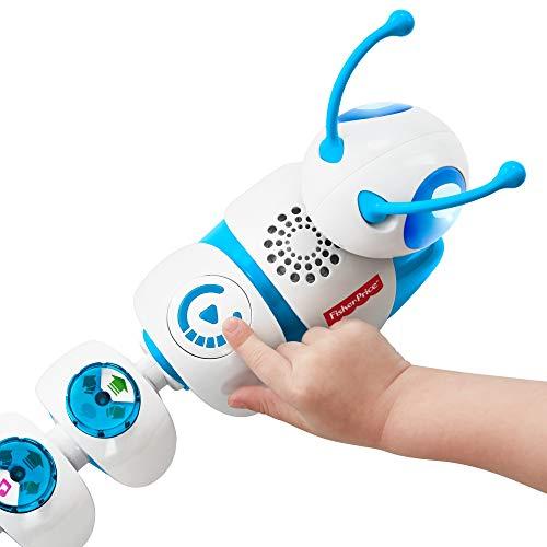 Fisher-Price Think & Learn Code-a-pillar Twist, Preschool Toy