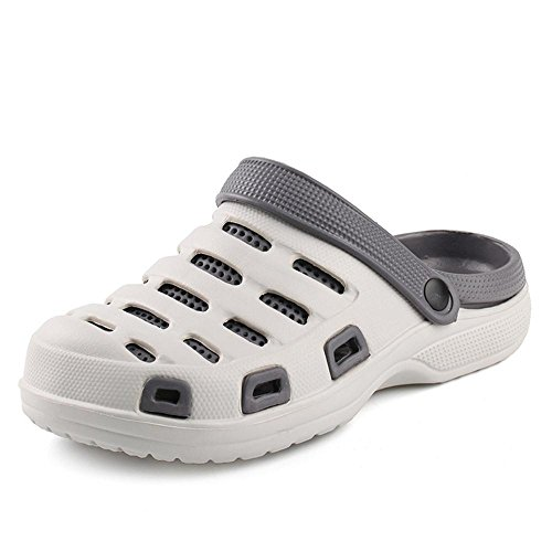 Garden Women Men's In Sandals Couple Light Available Kemosen Slippers Shoes Colors Beach Grey Ultra 10 Casual 05dwwqx