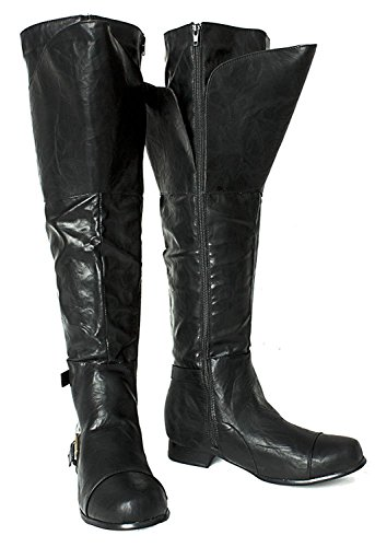 Assassin's Creed Final Fantasy Halloween Steampunk Western Medieval Cosplay Tall Men's Boots