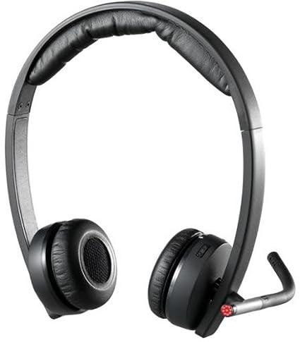 8052cc21a21 Logitech H820e Wireless Dual Headset: Amazon.co.uk: Computers & Accessories