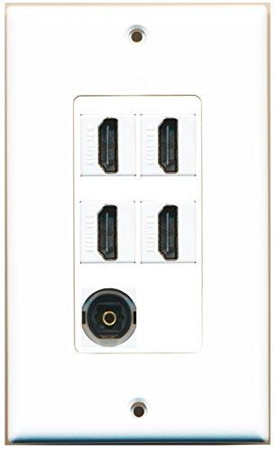 Digital Audio Wall Plate - 3