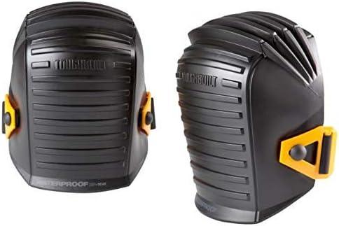 ToughBuilt - Waterproof Professional Knee Pads - Scratch Resistant & Foam Inner Shell - (TB-KP-102) - - Amazon.com