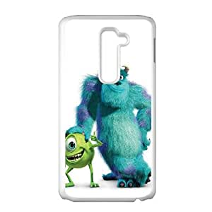 Monsters Inc LG G2 Cell Phone Case White R3355047