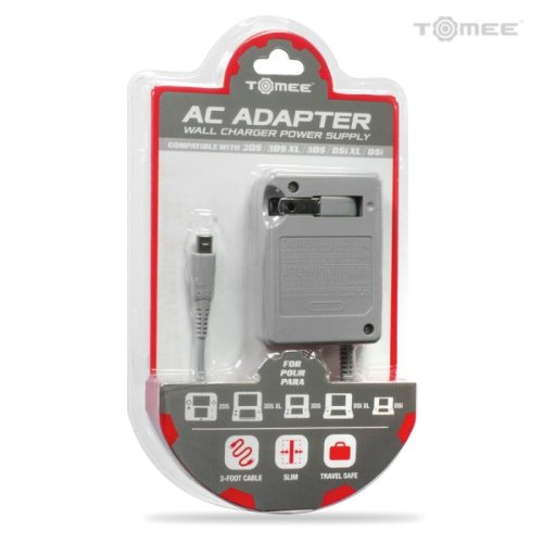 Amazon.com: AC Adapter for New 3DS/ New 3DS XL/ 2DS/ 3DS XL ...