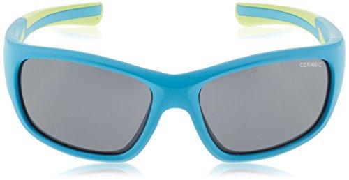enfant soleil Lunettes Alpina pour matt blue en Youth plein air sports Flexxy lime de xqXBwXIr