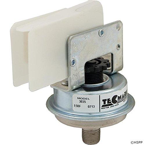 Pressure Switch 3035, 25A, Tecmark, 1/8