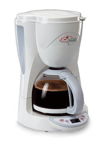 V Cup Coffee Maker : DeLonghi Delonghi ICM4 10-Cup Coffee Maker, 220V Non-USA Compliant 11street Malaysia ...