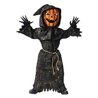Bobble Head Pumpkin Ghoul Disfraz Infantil